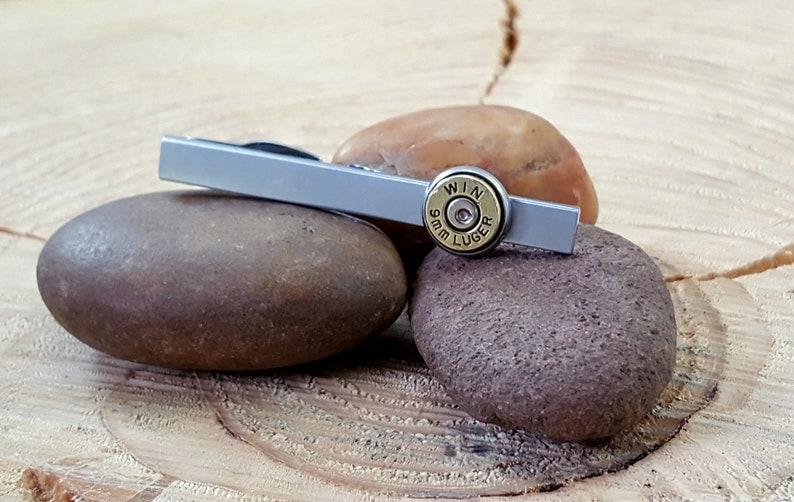 Men's Bullet Accessories  Gifts Under 20  Bullet Jewelry image 0