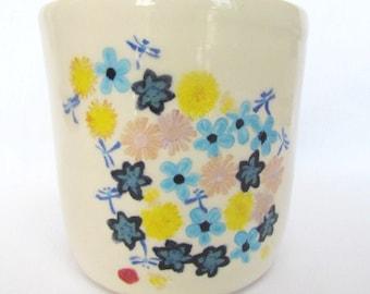 Wine Cooler Utensil Holder Flower Vase