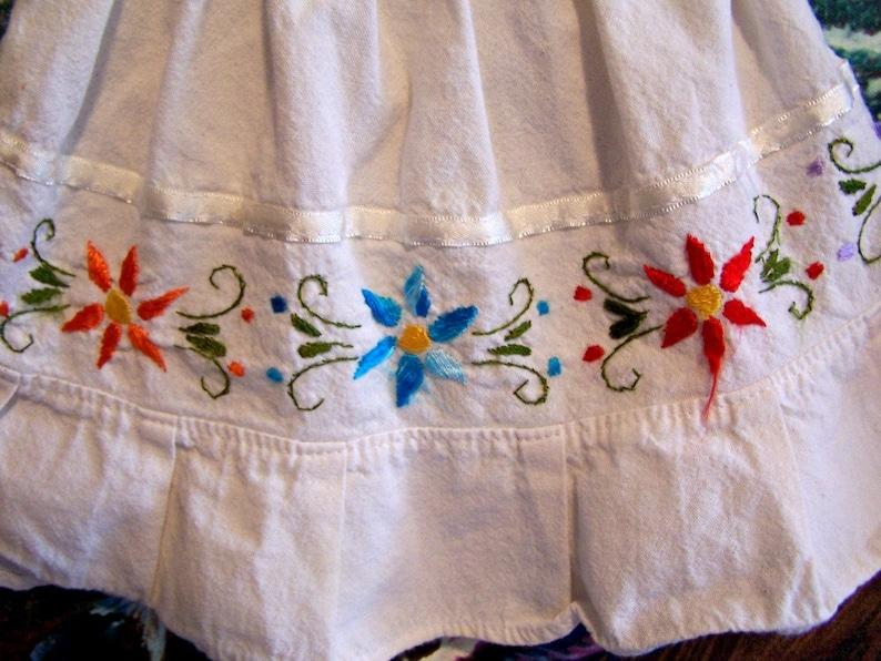 Baby 12 mo  12-18 mo Pinata Party Baby Dress CHOOSE COLOR Mexican Dress Fiesta