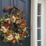 Fall Door Wreath SALE l Front Door Wreath l Fall Wreath l Fall Decor l Thanksgiving Wreath l Door Wreath l Fall Decor l Peony Wreath l