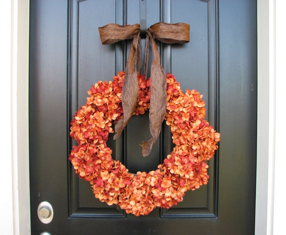 Thanksgiving Wreath Fall Decor Front Door Wreaths Holidays