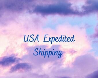 USA Optional Expedited Shipping