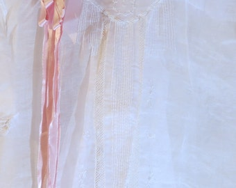A Sweet Vintage Christening Gown by Better Handmade