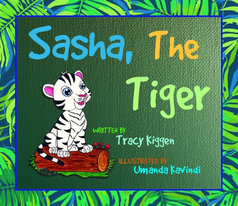 Sasha The Tiger image 0