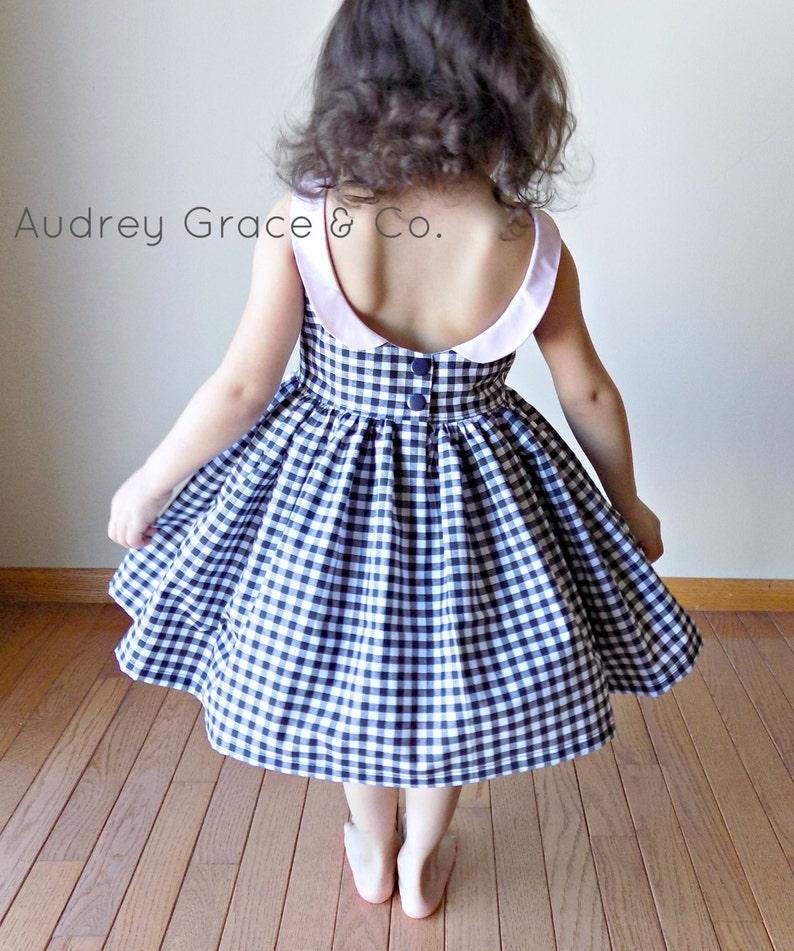 ebc750b5945 Little Girls Vintage Inspired Dress Toddler Girls Dress