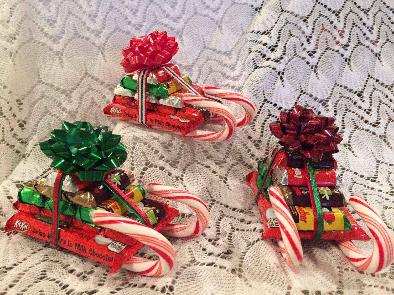 Kit Kat Candy Gift Sleigh Kit Kat Sleigh Candy Sleigh | Etsy