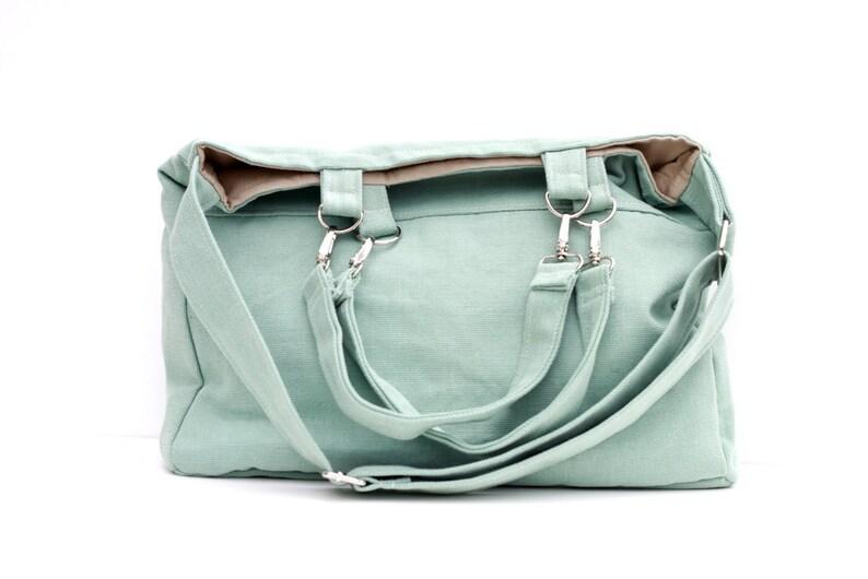 Bag Sewing Pattern. PDF Sewing Pattern  Satchel Bag.  Canvas image 0