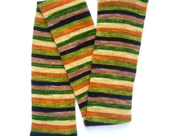 Jungle Cat - Nomadic Yarns Trusty Sock Self-Striping   destash