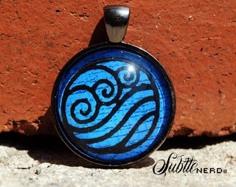 Water Tribe Pendant inspired by Avatar the Last Airbender