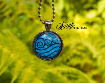 Water Tribe Necklace inspired by Avatar the Last Airbender