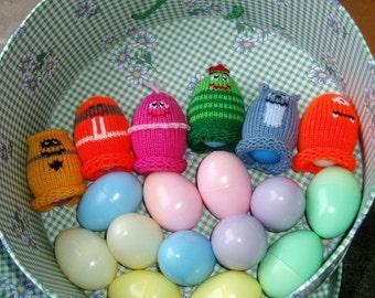 Friendly Monster Egglet Set (Includes 6 different Egglets)