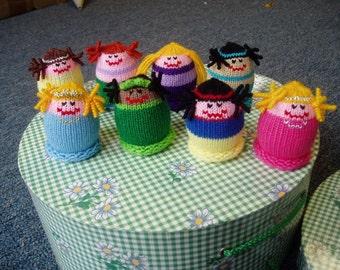 Princess Egglet Set (Includes 8 different egglets)