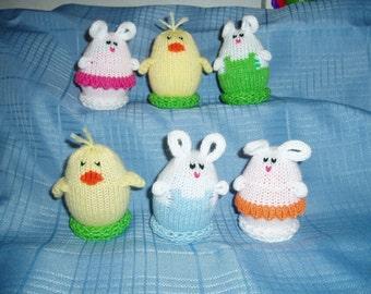 Easter Egglets (6 Assorted)