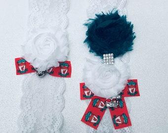 4be59e650e8 Liverpool FC Inspired Soccer Wedding Garter