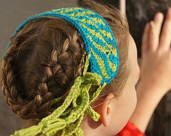 Stripey Headband