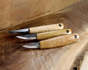 Sloyd Bushcraft Carving Knife