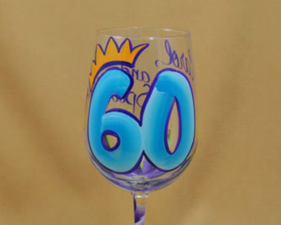 Personalized 60th Birthday Gift