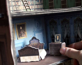 The Case of the Haunted Dollhouse: A Mystery in Your Mailbox