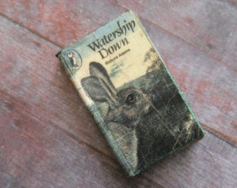 Miniature Book --- Watership Down
