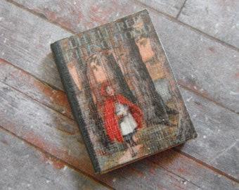 Miniature Book --- Red Riding Hood