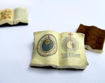 Miniature Open Book --- Astronomy