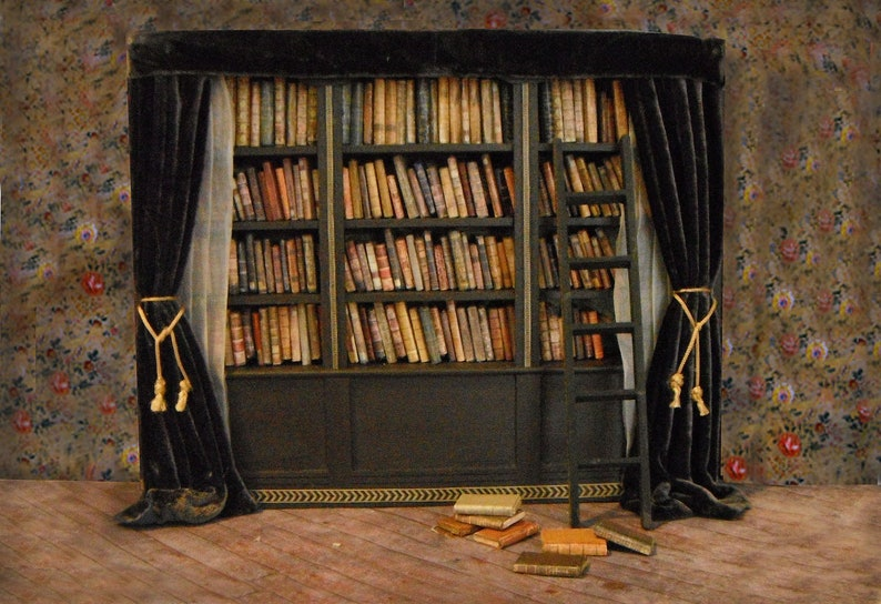 Miniature Library of Forgotten Books