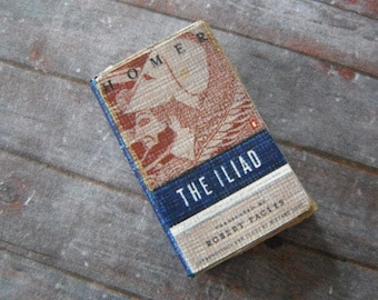 Miniature Book --- The Iliad