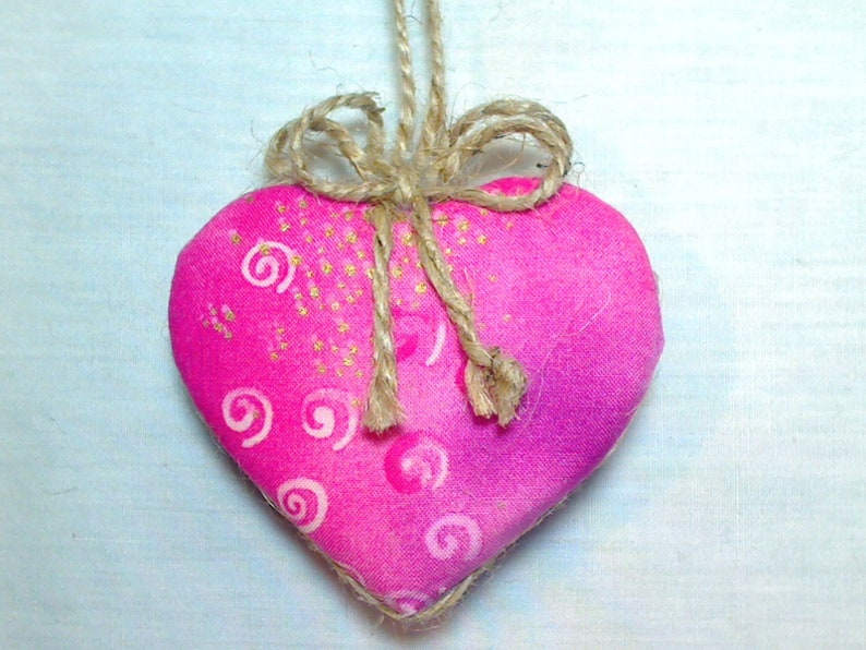 #1 Tree Ornament |WeddingBridal| Heart Decoration Valentine/'s Day Valentine Decor Pink Heart Ornament Party Favor Spring Trends