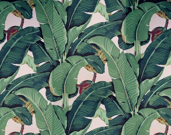 Beverly Hills Hotel Martinique Wallpaper The Original Palm Leaf Banana