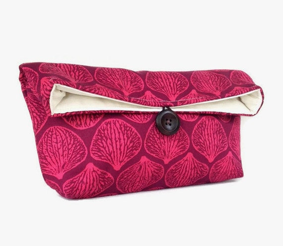 754d77ed09a ... best price pink on mulberry orchid petal clutch purse seashell etsy  446c9 b985b