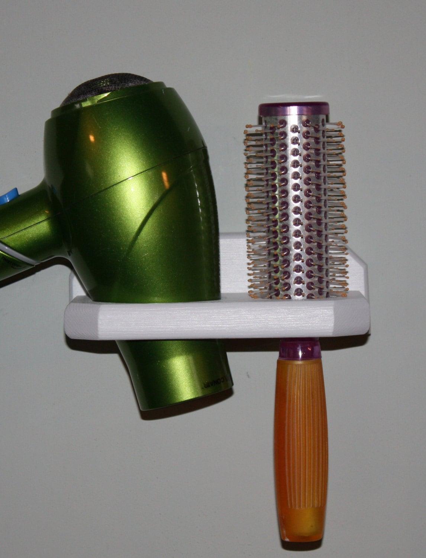 Bathroom Organizer Hair Blow Dryer Straightener Flat Iron ...