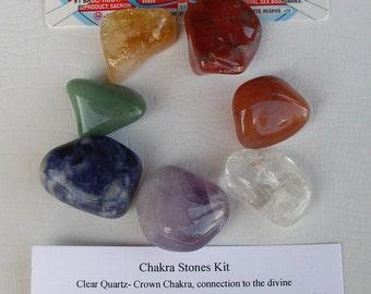 Chakra Stones Kit