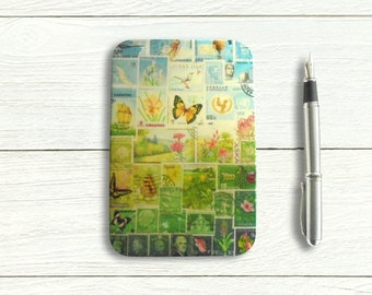 Happy Valley - Hinged Storage Tin for A6 Stationery, Postcards etc