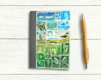 Summer Robin Landscape, pocket journal