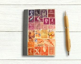 Boho Sunset Undated Pocket Journal