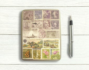 Heather Hills Storage Tin for A6 C6 Stationery