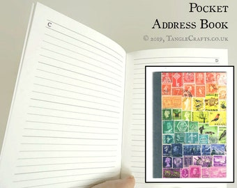 Rainbow - Pocket Address Book