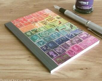 Rainbow Print Address Book & Birthday Book
