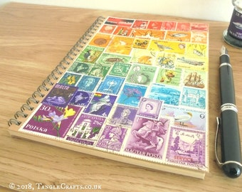 Stamp Art Notebooks