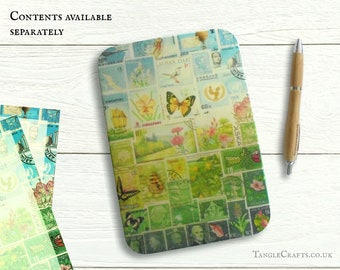 Happy Valley Hinged Tin Box for A5 stationery