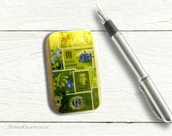 Spring Greens Magnet & Tiny Tin Gift Set