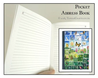 Happy Valley - Pocket Address Book