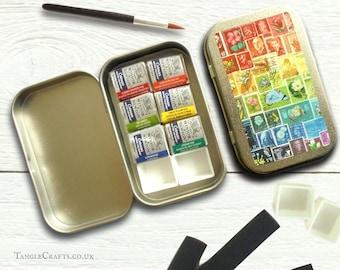 Watercolour Tins & Kits
