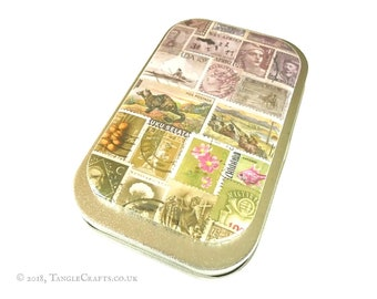 Heather Hills - Fridge Magnet & Gift Tin Set