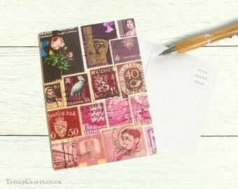 Heather Haze, Set of 8 Postcards