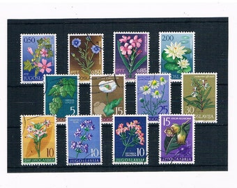 Topical Stamp Selections