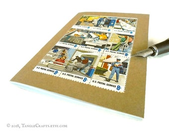 Postal People Book Journal