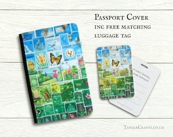Happy Valley Passport Cover & travel gift set