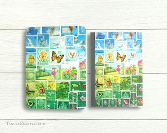Happy Valley Undated Diary Gift Tin Set with optional matching notepad