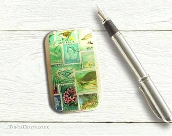 Ocean Deep Magnet & Tiny Tin Gift Set